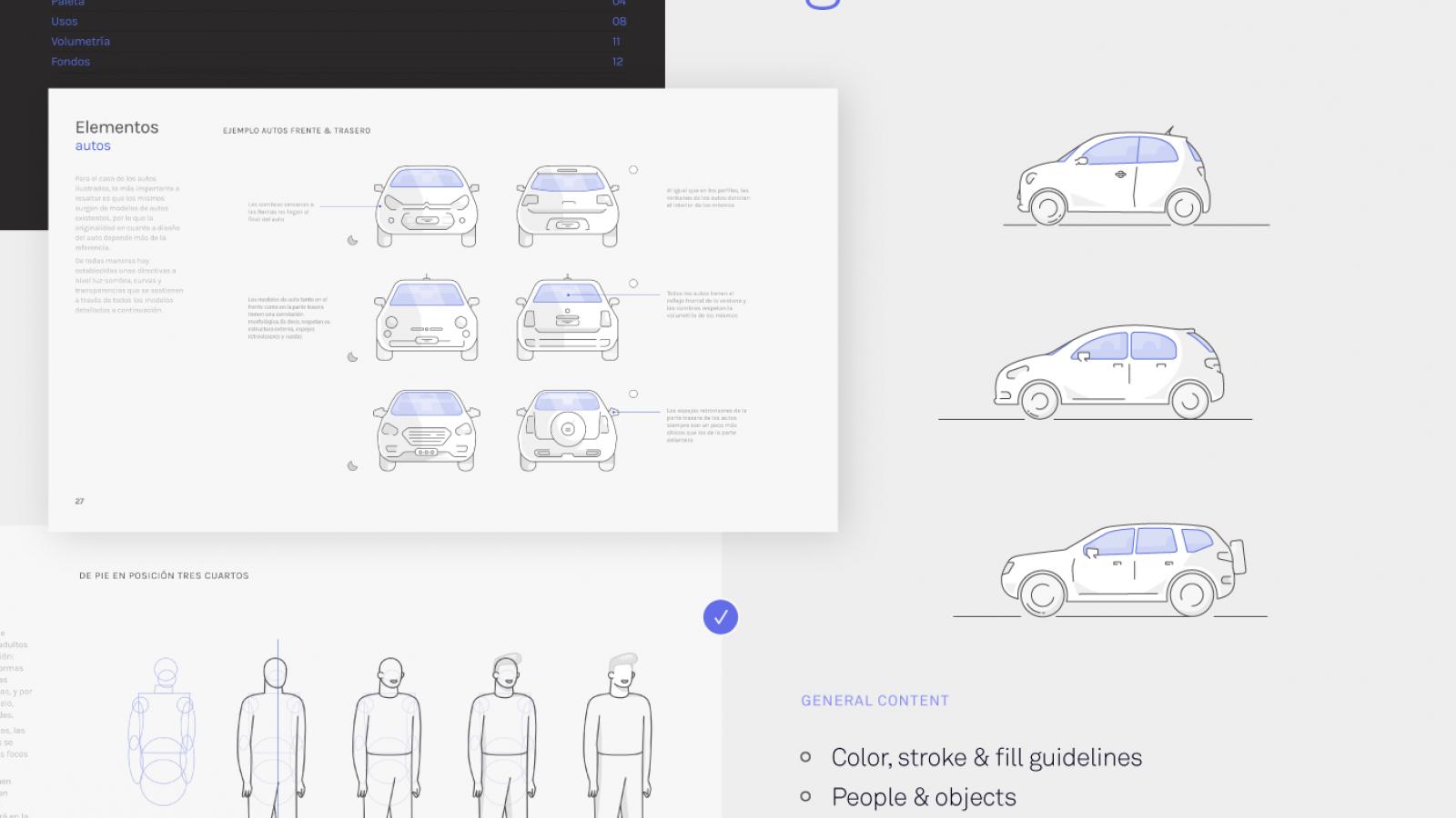 Lūnigo, todas las ilustraciones asegurador digitales para la interfaz de usuario