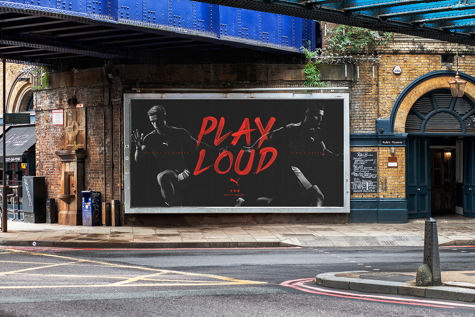Art Direction & Photography: Puma Play Loud