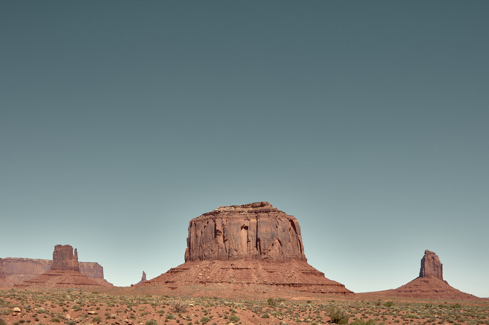 Digital Photography: Exploring Monument Valley, Arizona