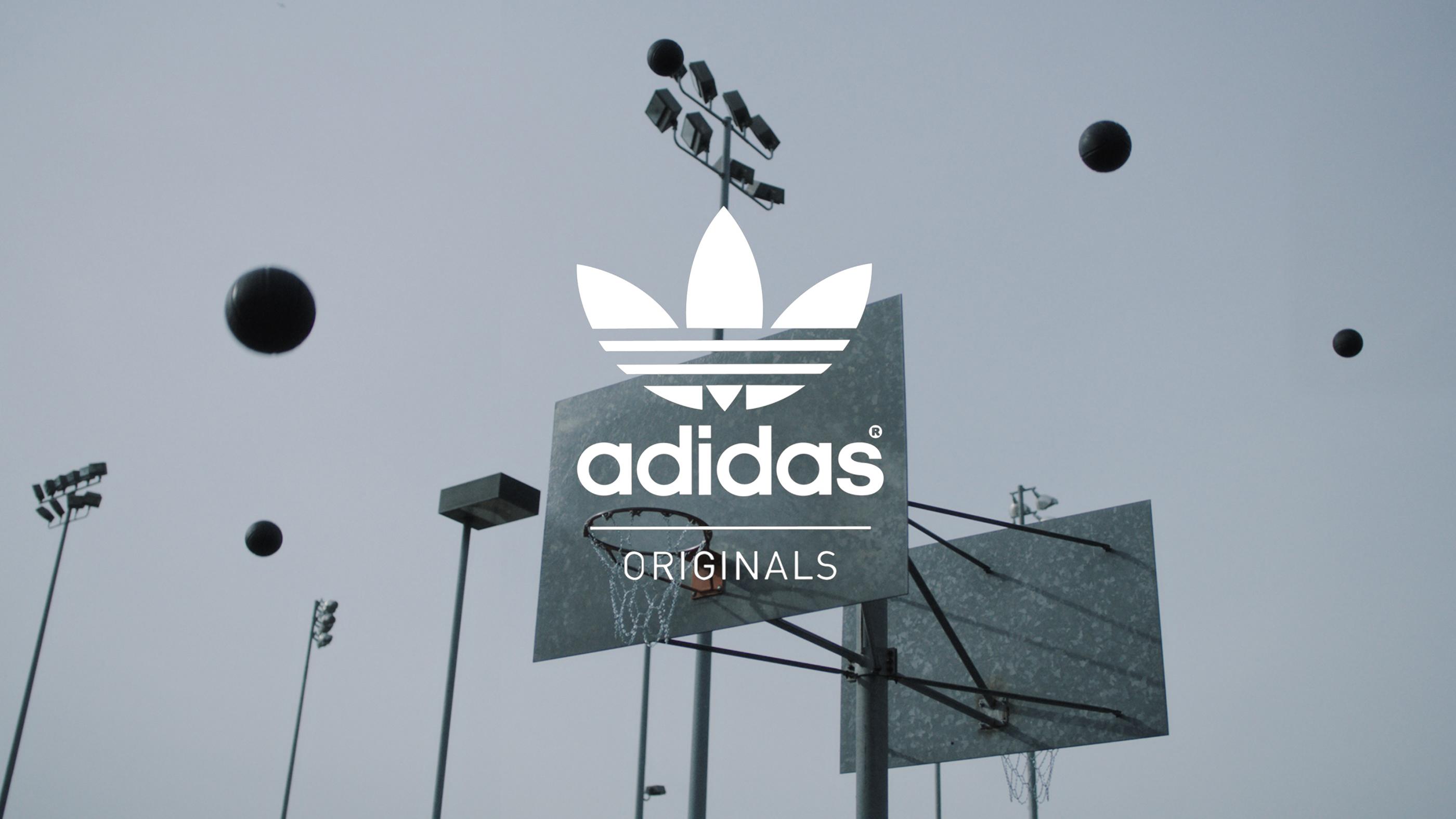 Directing the adidas Originals