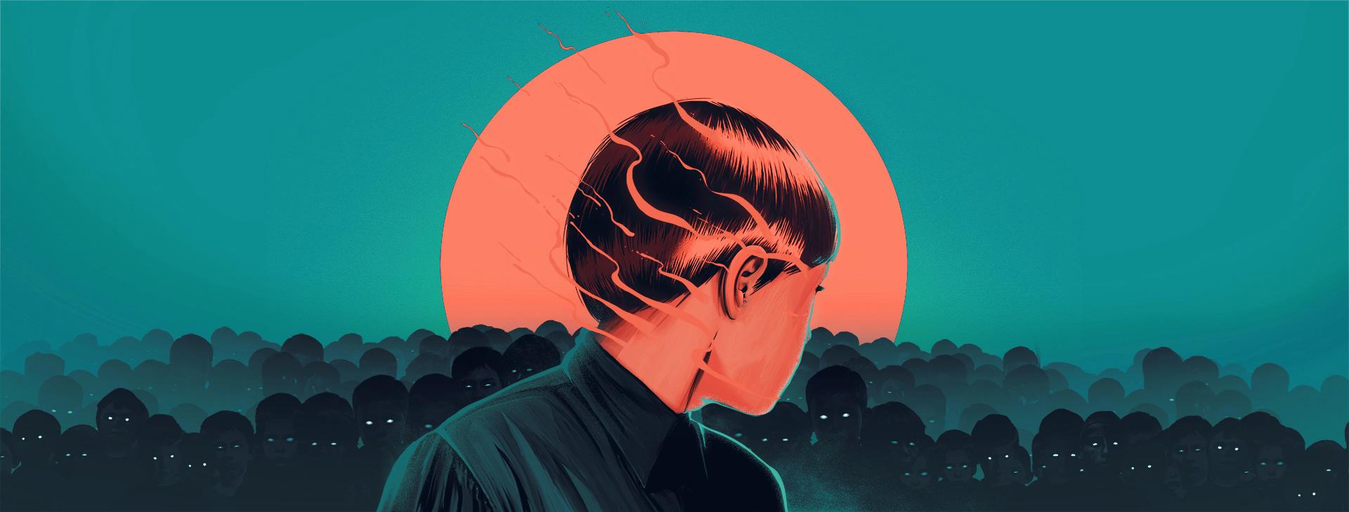 Music Album Cover Illustrations by El Diablo