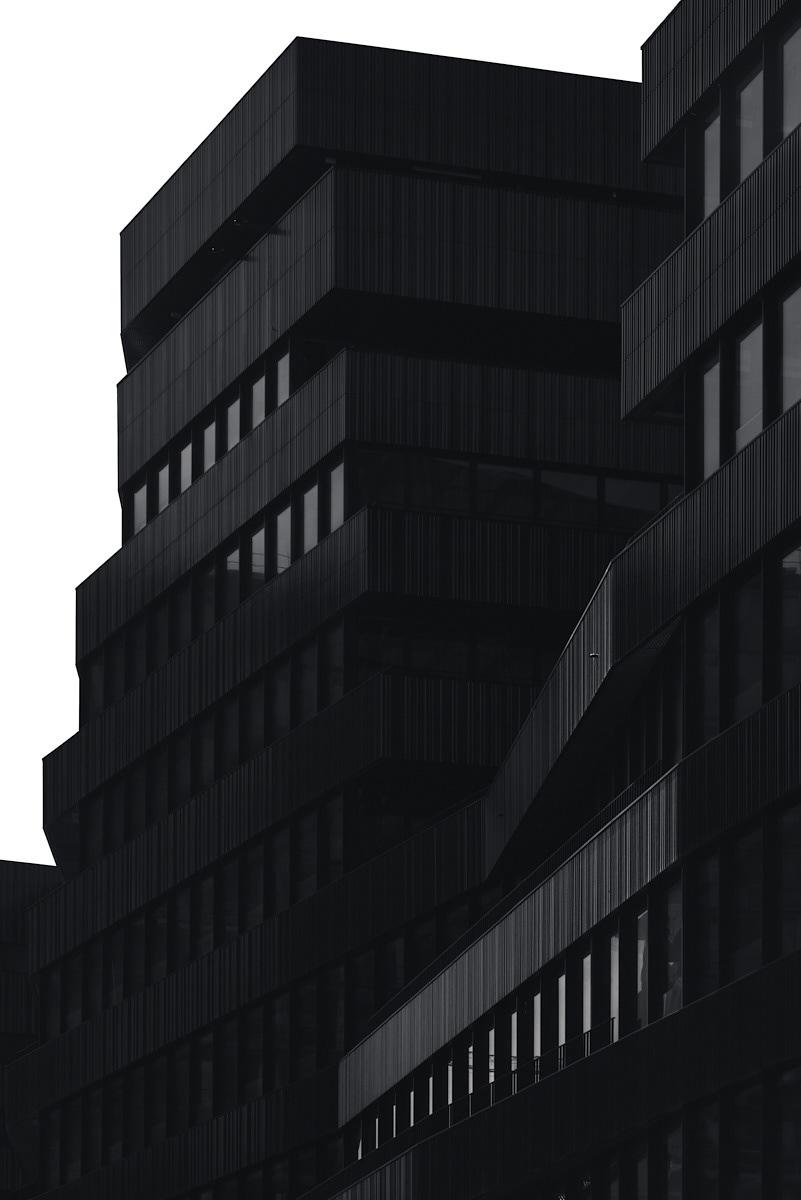 Innercity Noir - a black & white photography series