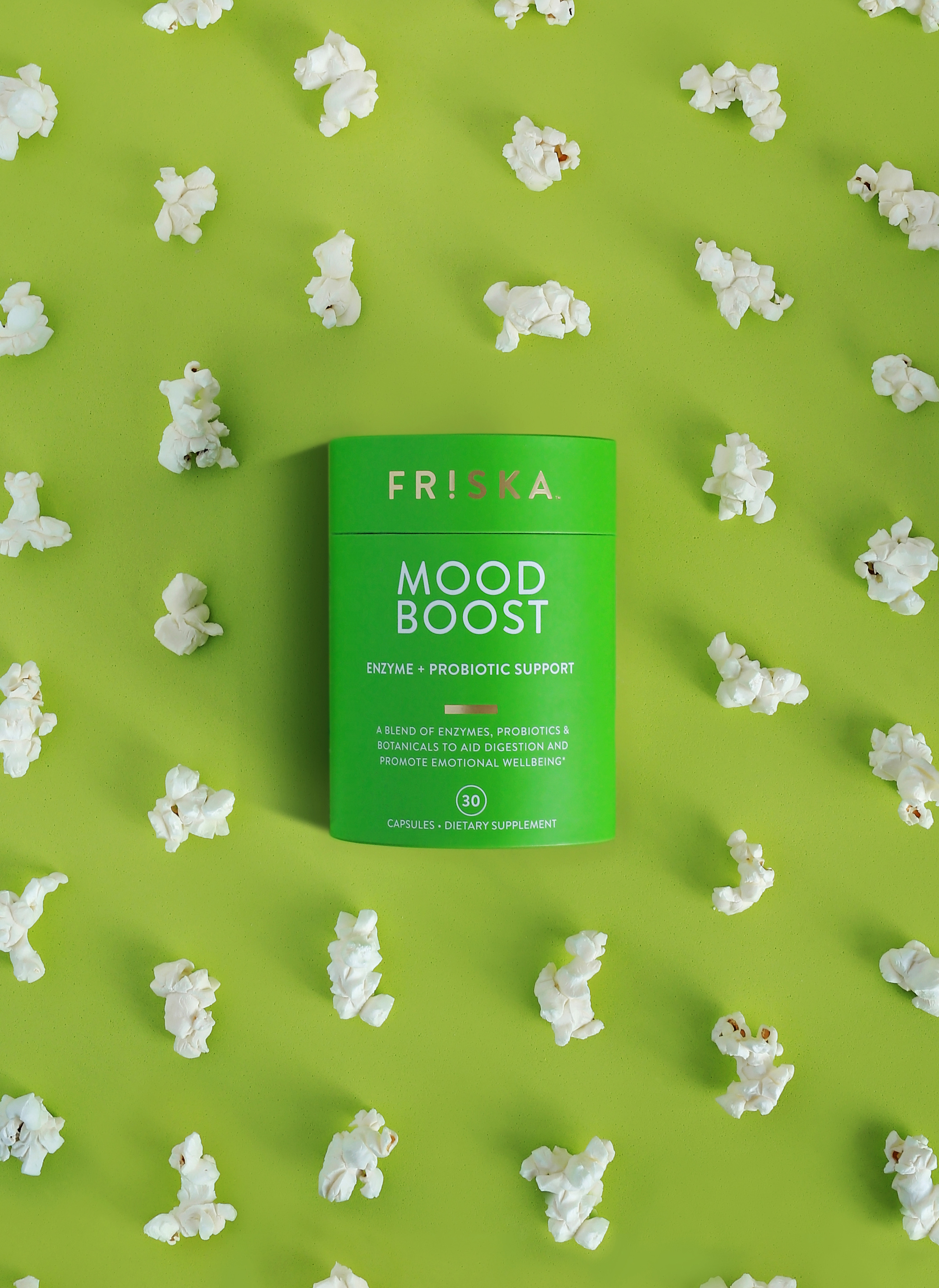 FRISKA - Fresh Packaging Design for your Digestive Health