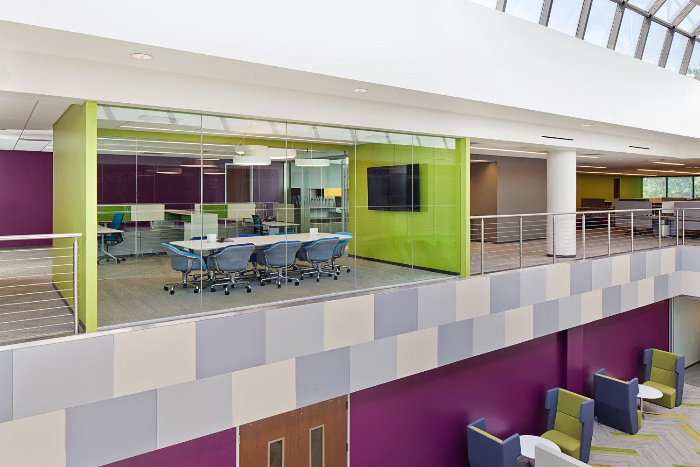 Pictures of the Amazing Sonoco Headquarters