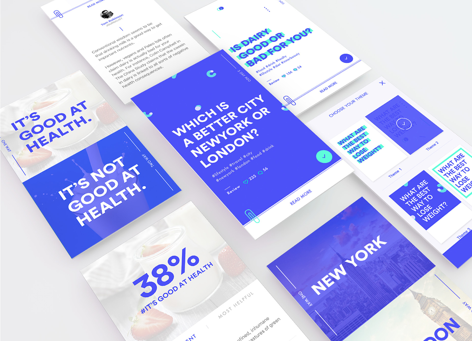 Mobile Application & UI/UX: Tooway App