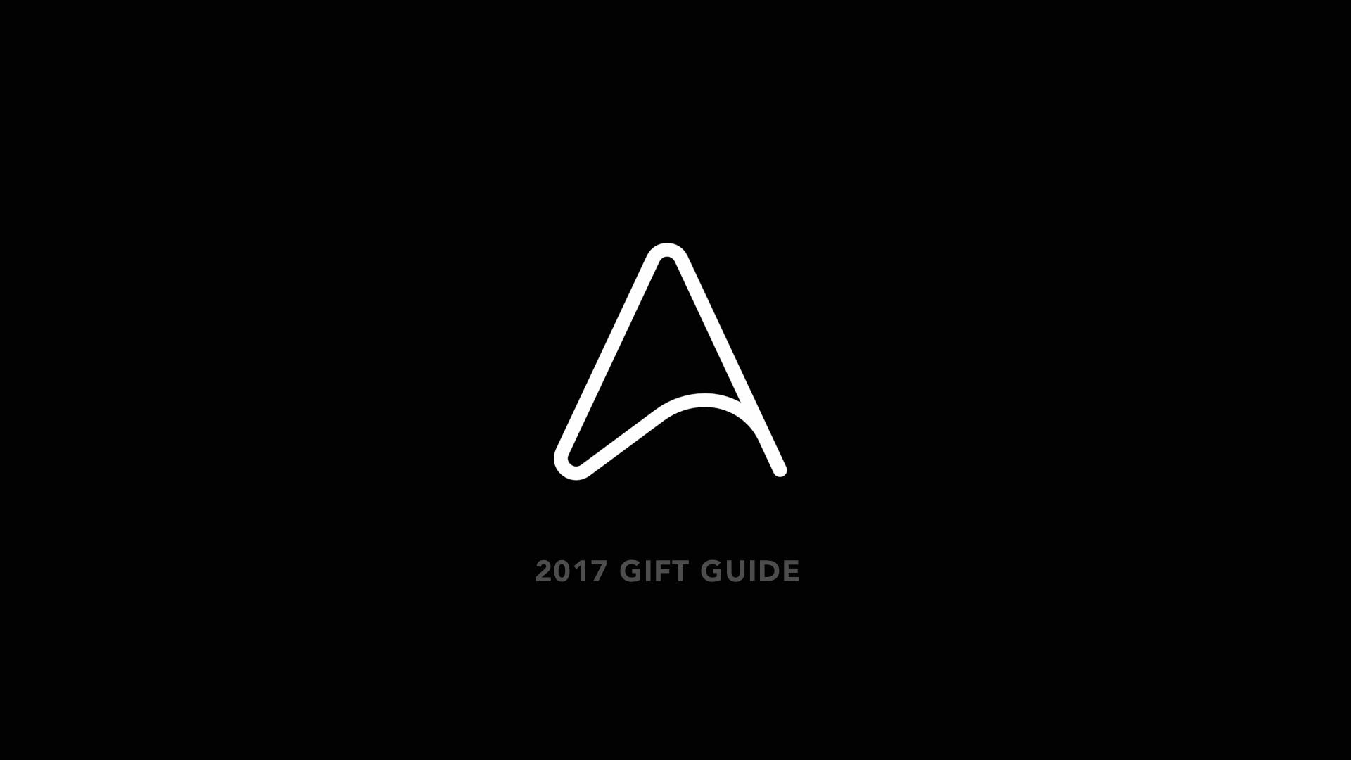Fabio's 2017 Gift Guide