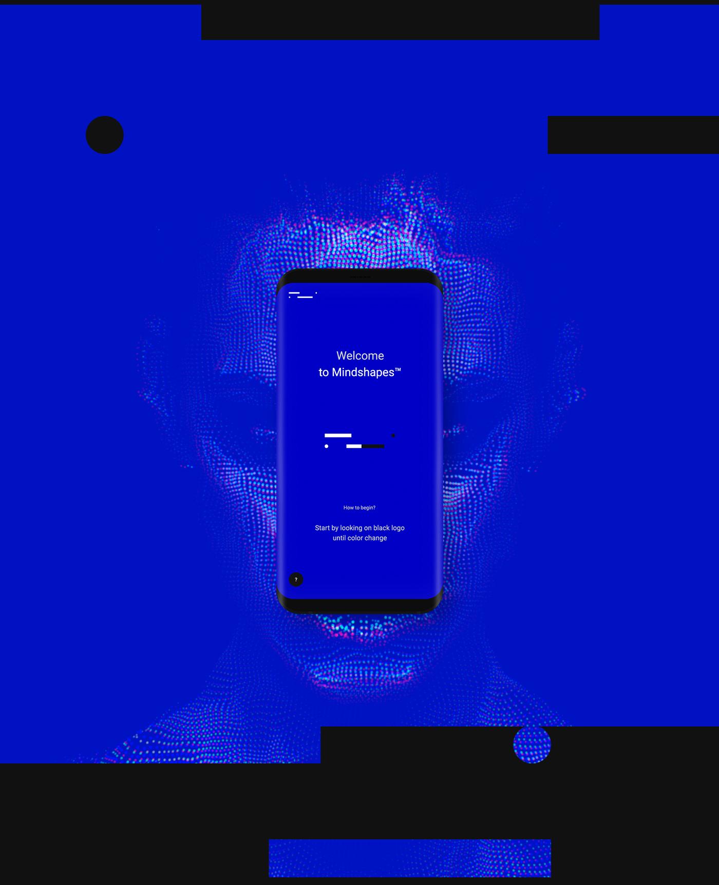 Web Design & UI/UX: MindshapesT Concept