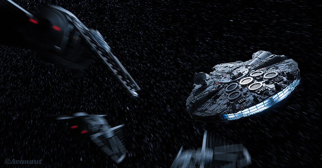 LEGO Star Wars Photography by Vesa Lehtimäki