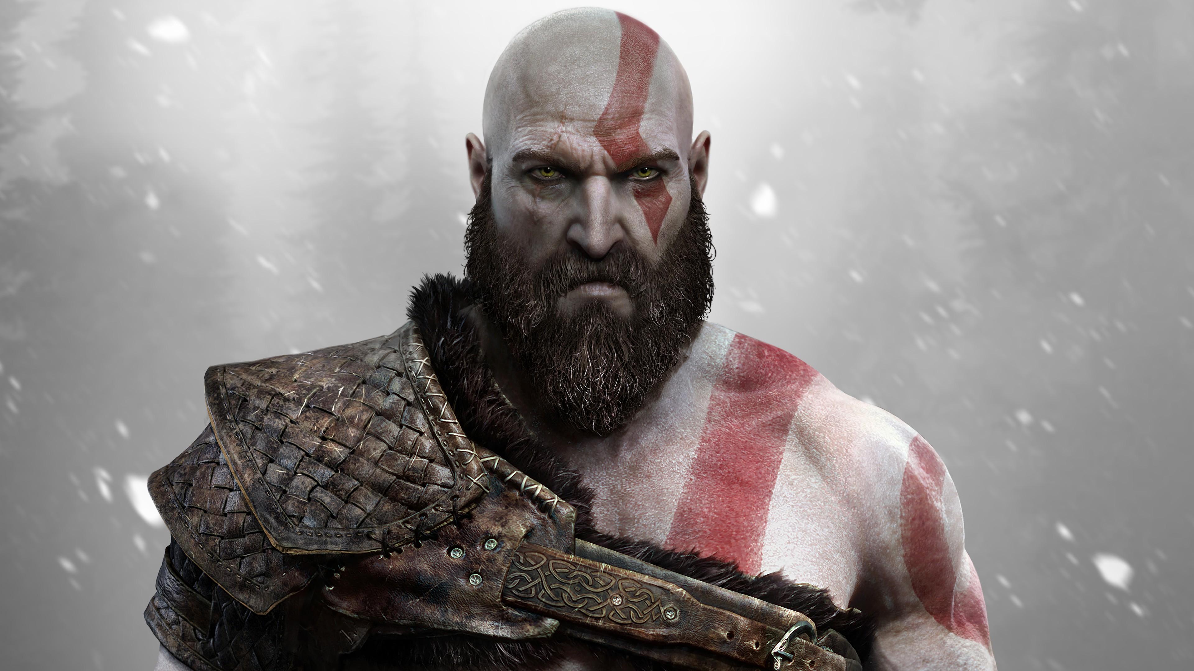 Web Design & UI/UX for the God of War 4 game