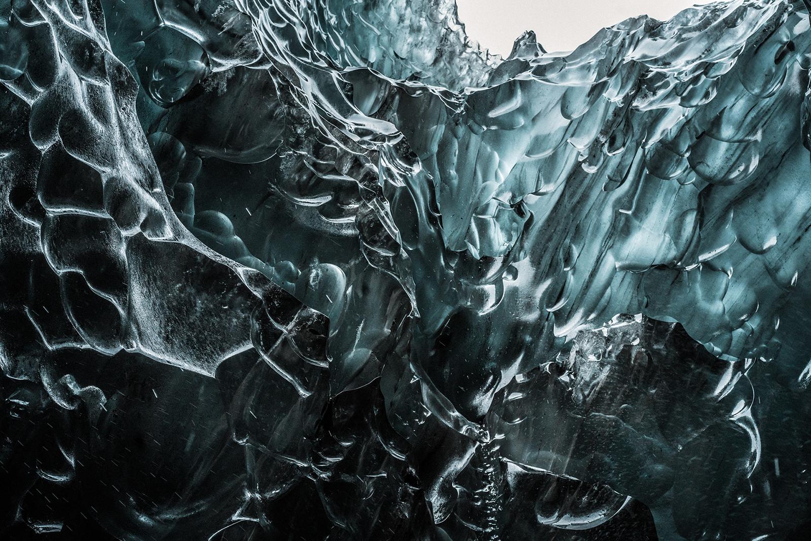 Photography: Vatnajökull Glacier's Ice Caves