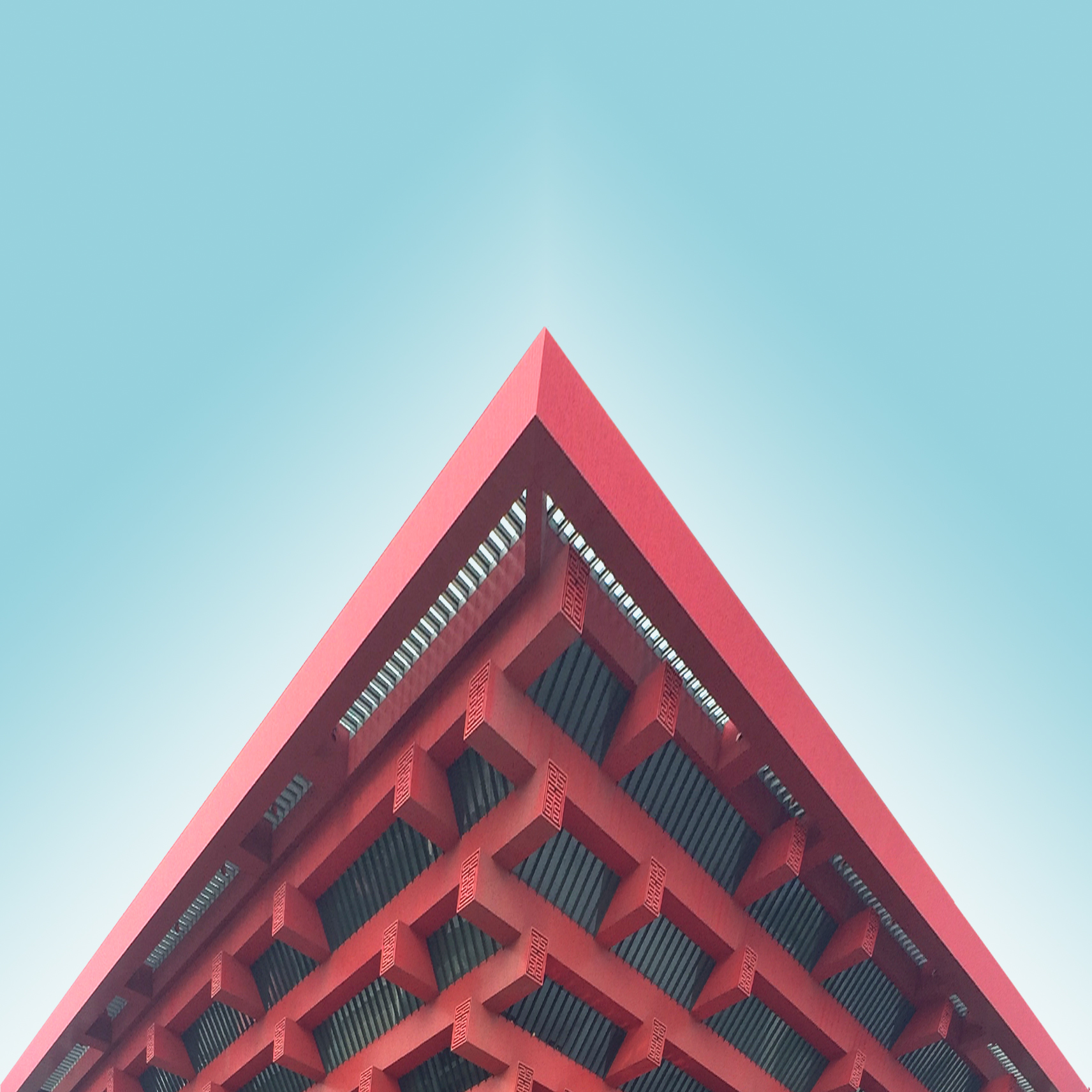 Architecture Photography: Beautified China