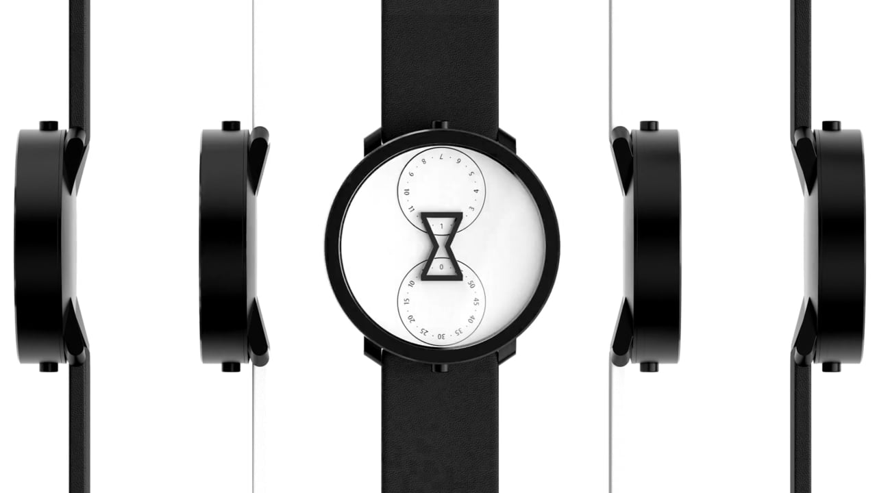 Watch Love: NU:RO - a minimalist analog watch