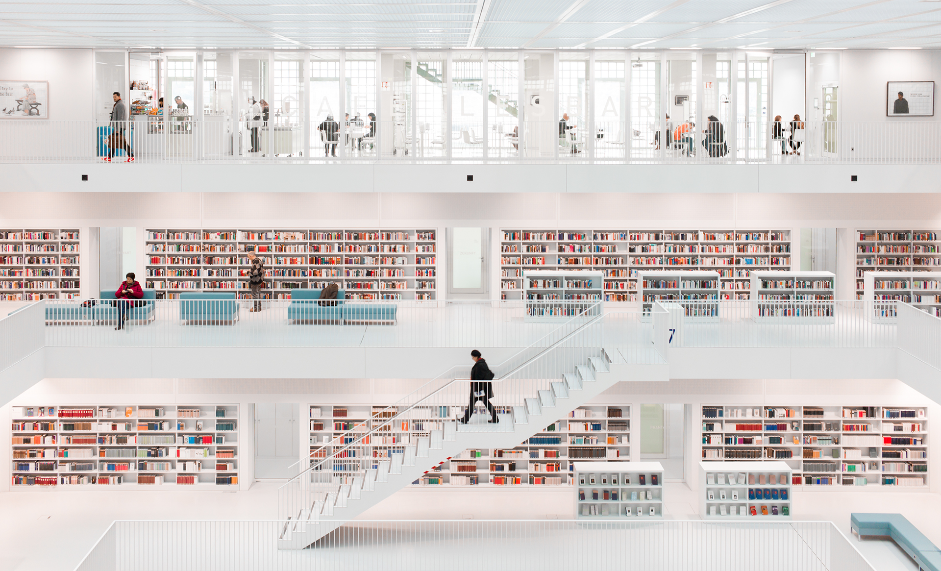 Architects Stuttgart stuttgart city library