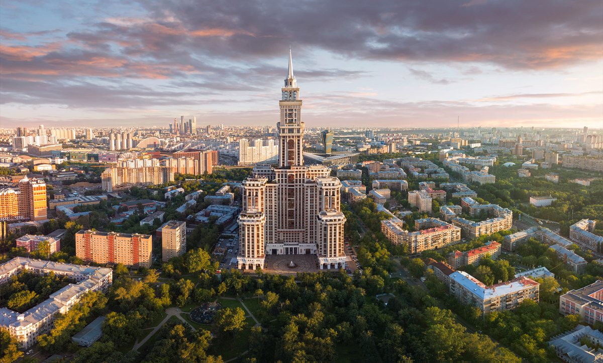Welcome to Moscow Photography Series