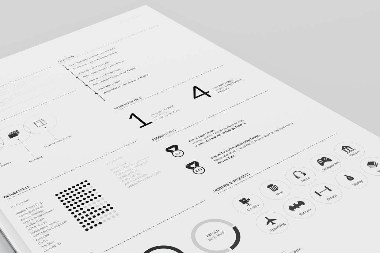 resumes templates free