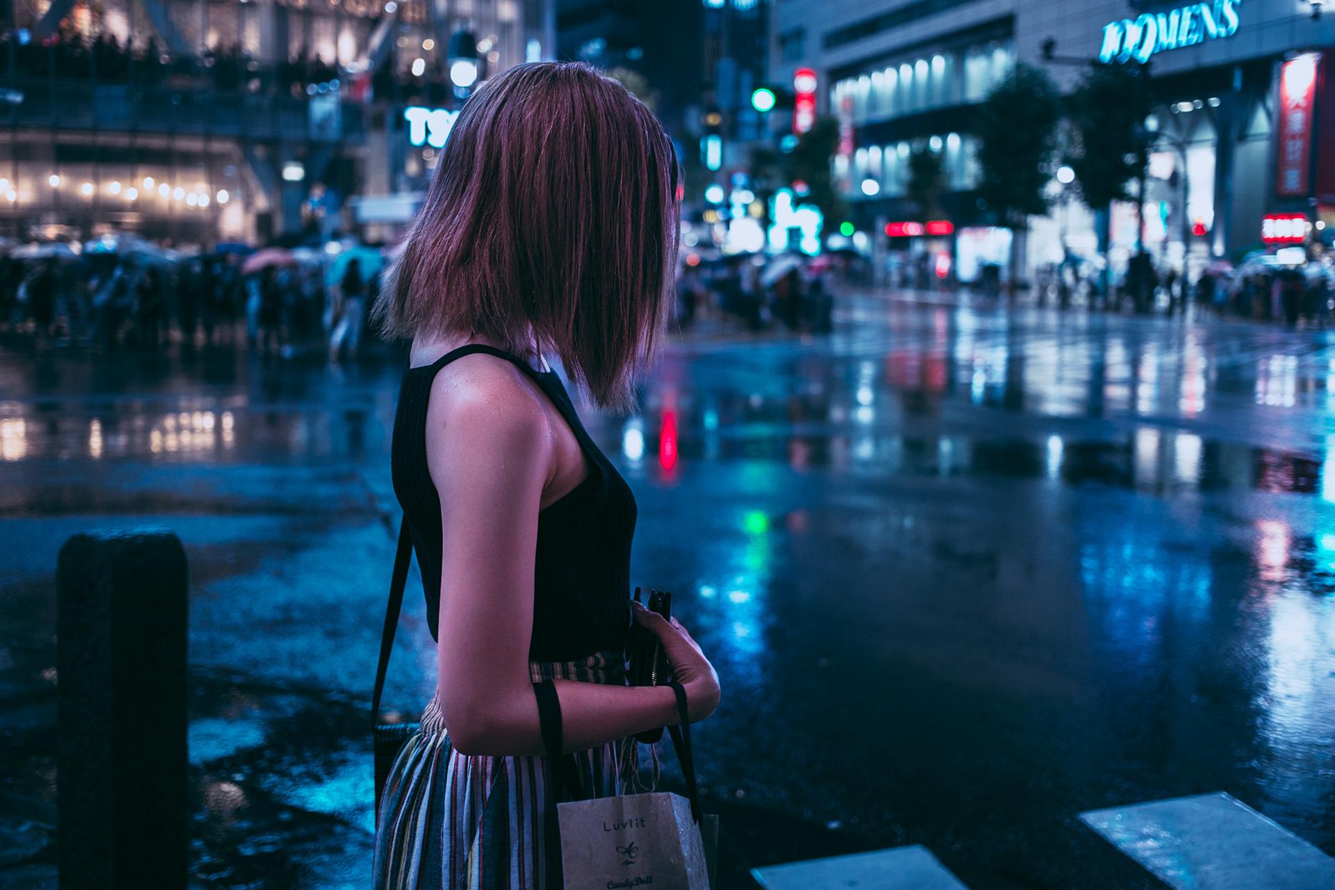 Tokyo Photography Series: Neon Dreams