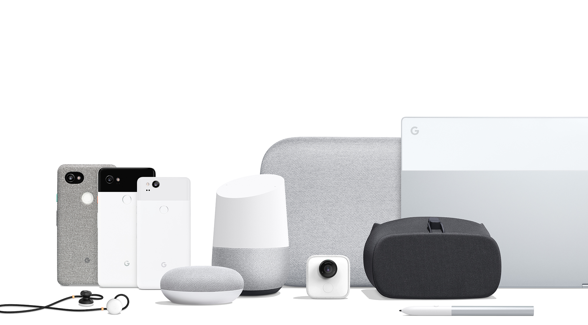 Industrial Design: Introducing a few new things made by Google