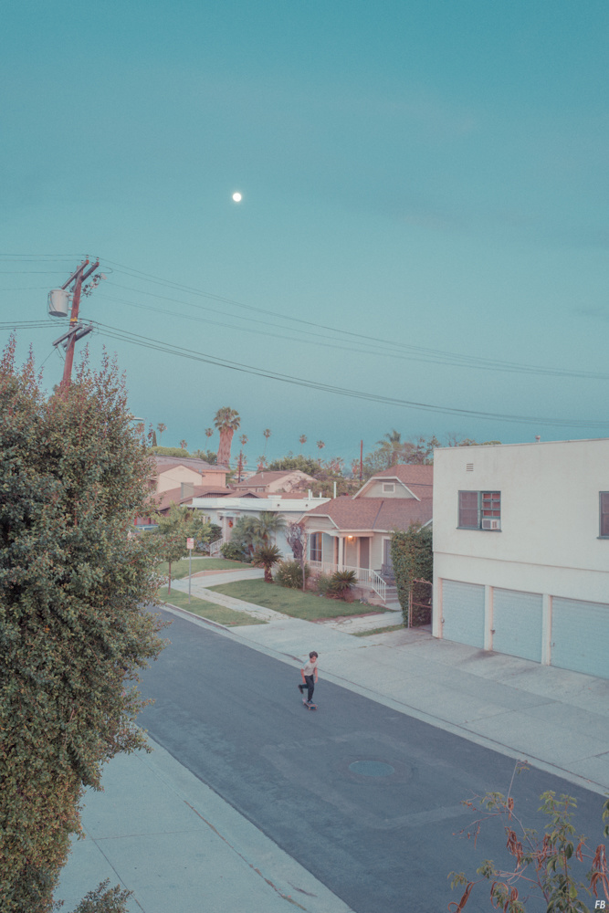 Angels: Enigmatic Snaps of Los Angeles by Franck Bohbot