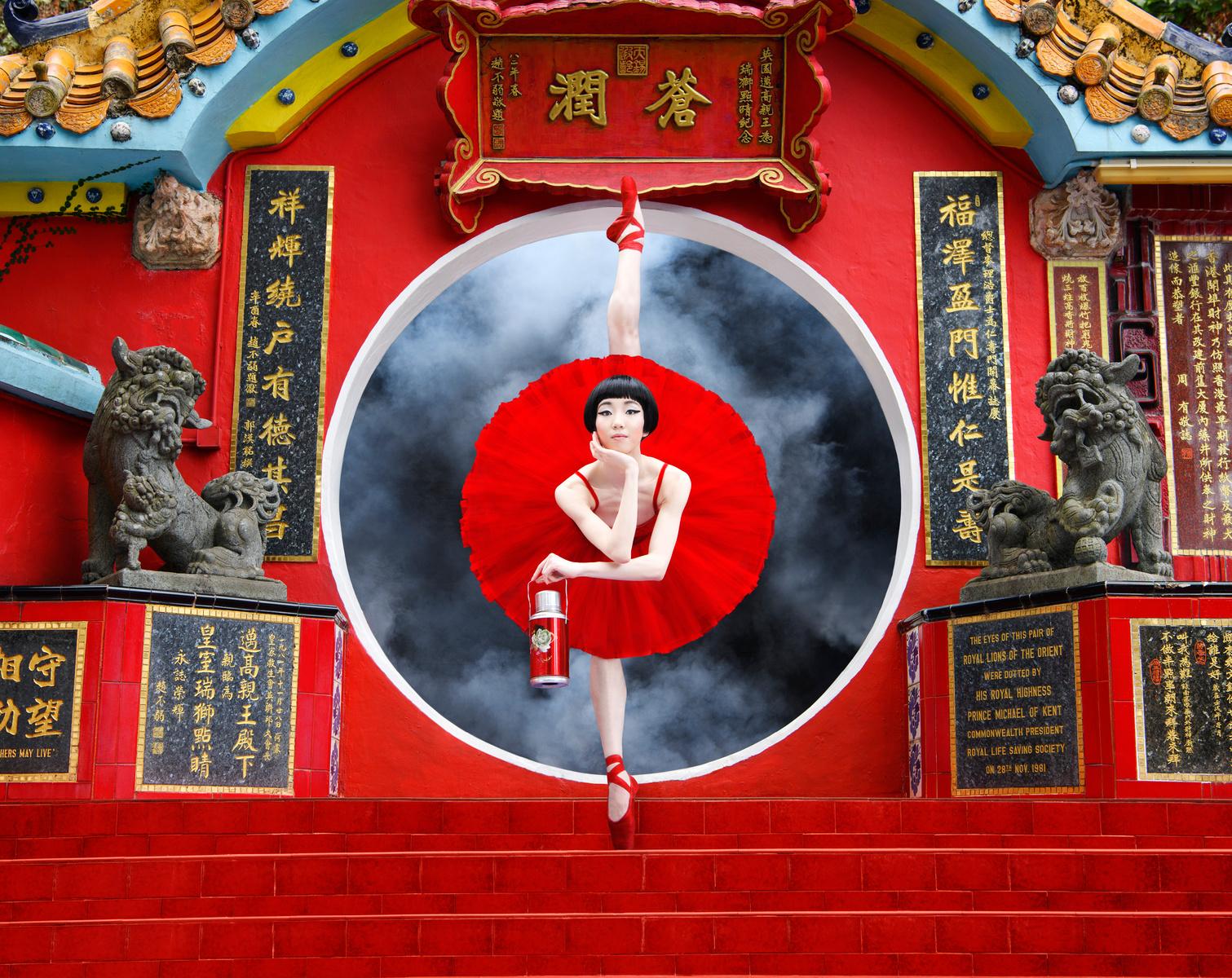 Photography: Hong Kong Ballet Campaign