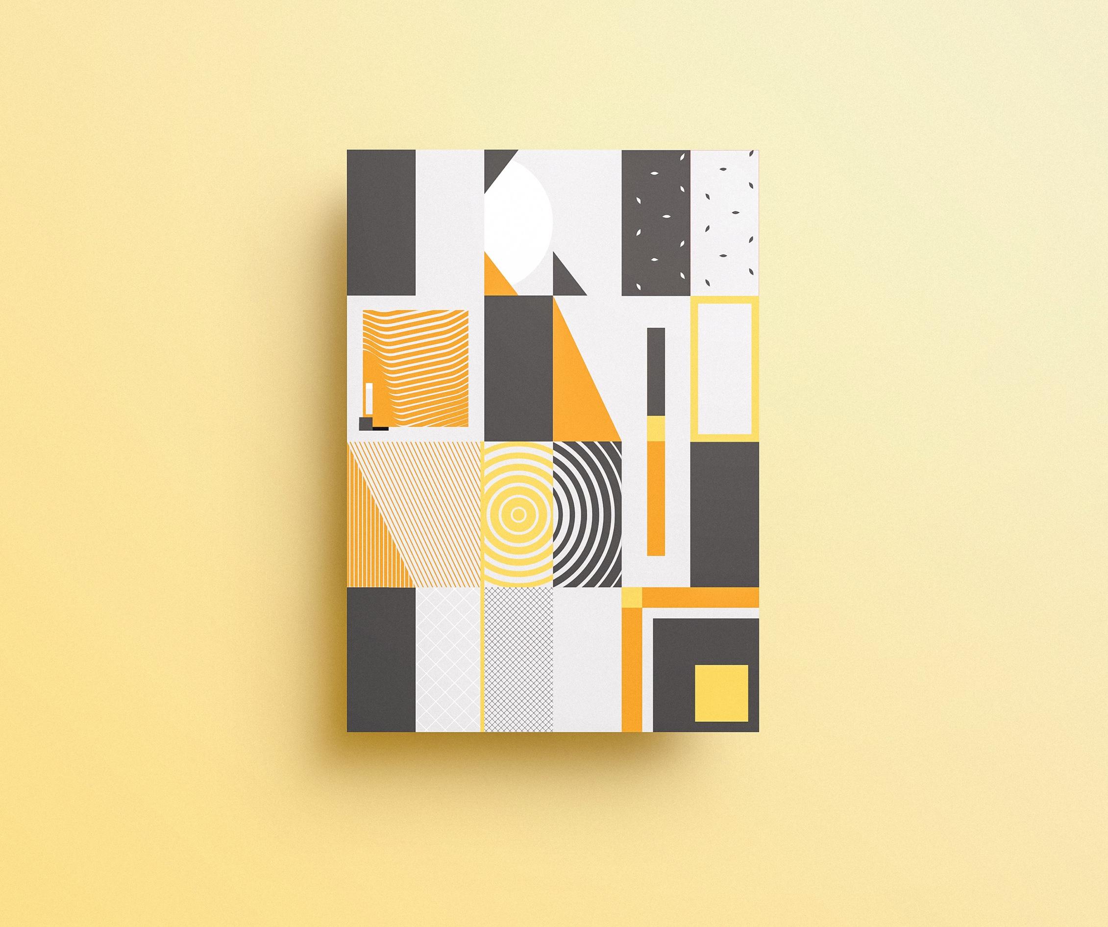 30 Days of Shapes —Illustration