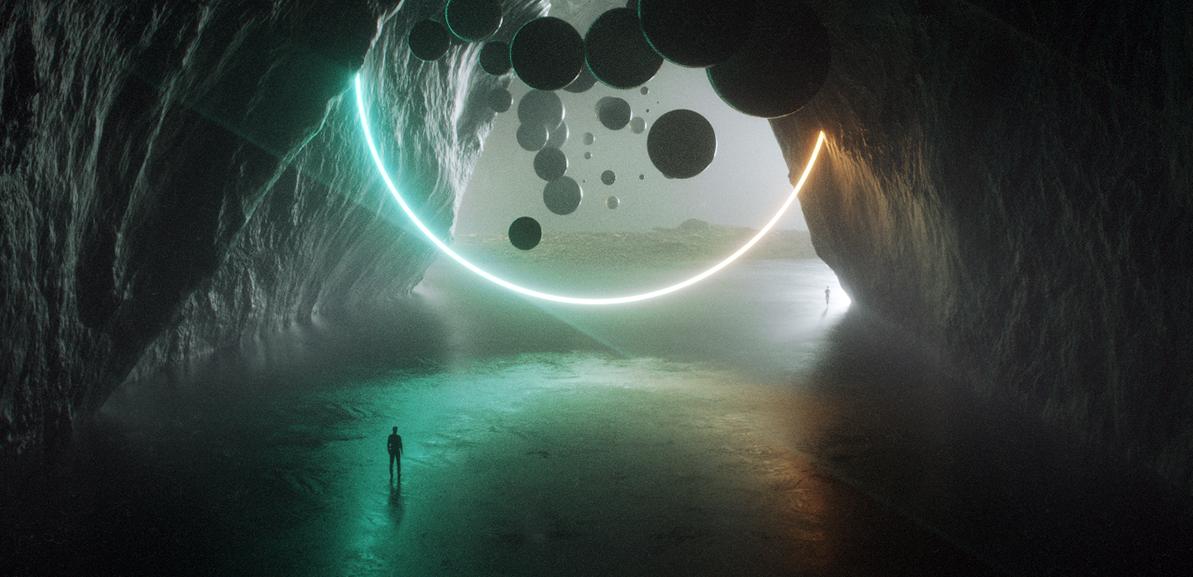 Eerie Everyday Digital Art by Stuart Lippincott