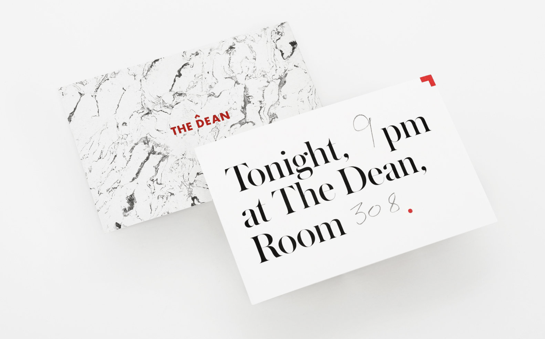 Brand Identity Love: The Dean Hotel in Providence, RI