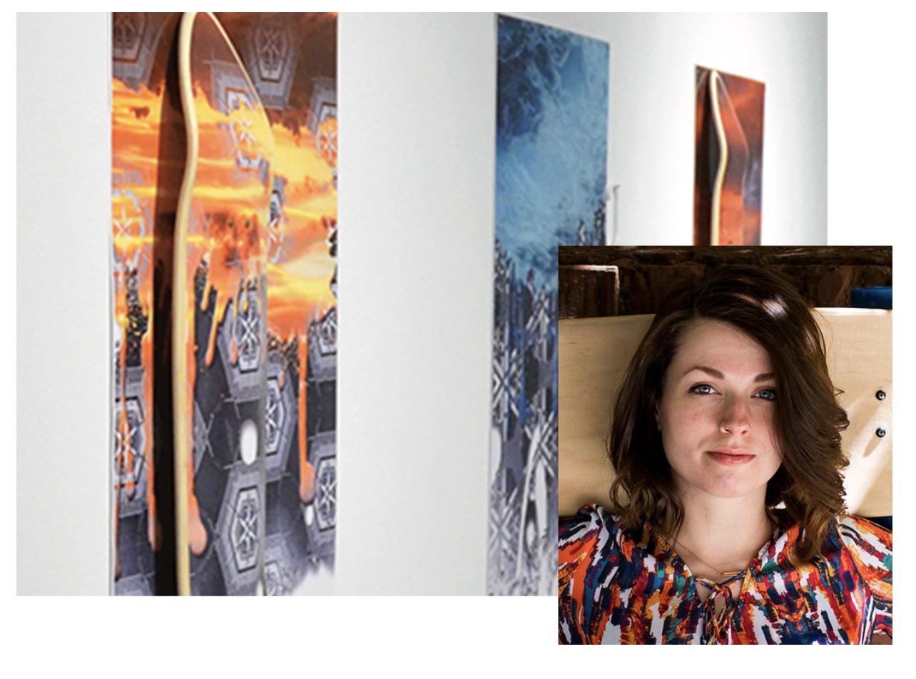 Introducing Adobe Creative Resident Chelsea Burton