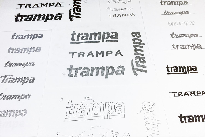 Case Study: Trampa Logotype