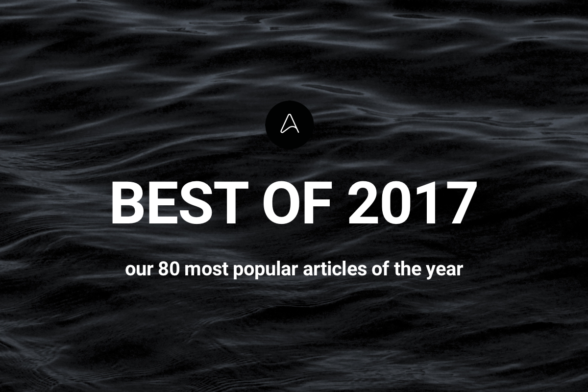 Abduzeedo's Best of 2017: our 80 most popular articles of the year - Part I