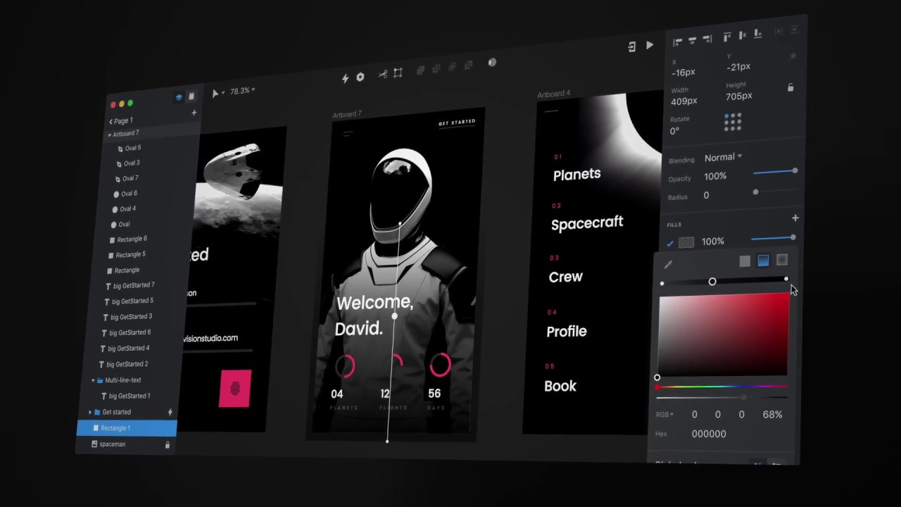 Introducing InVision Studio: the World's most powerful screen design tool
