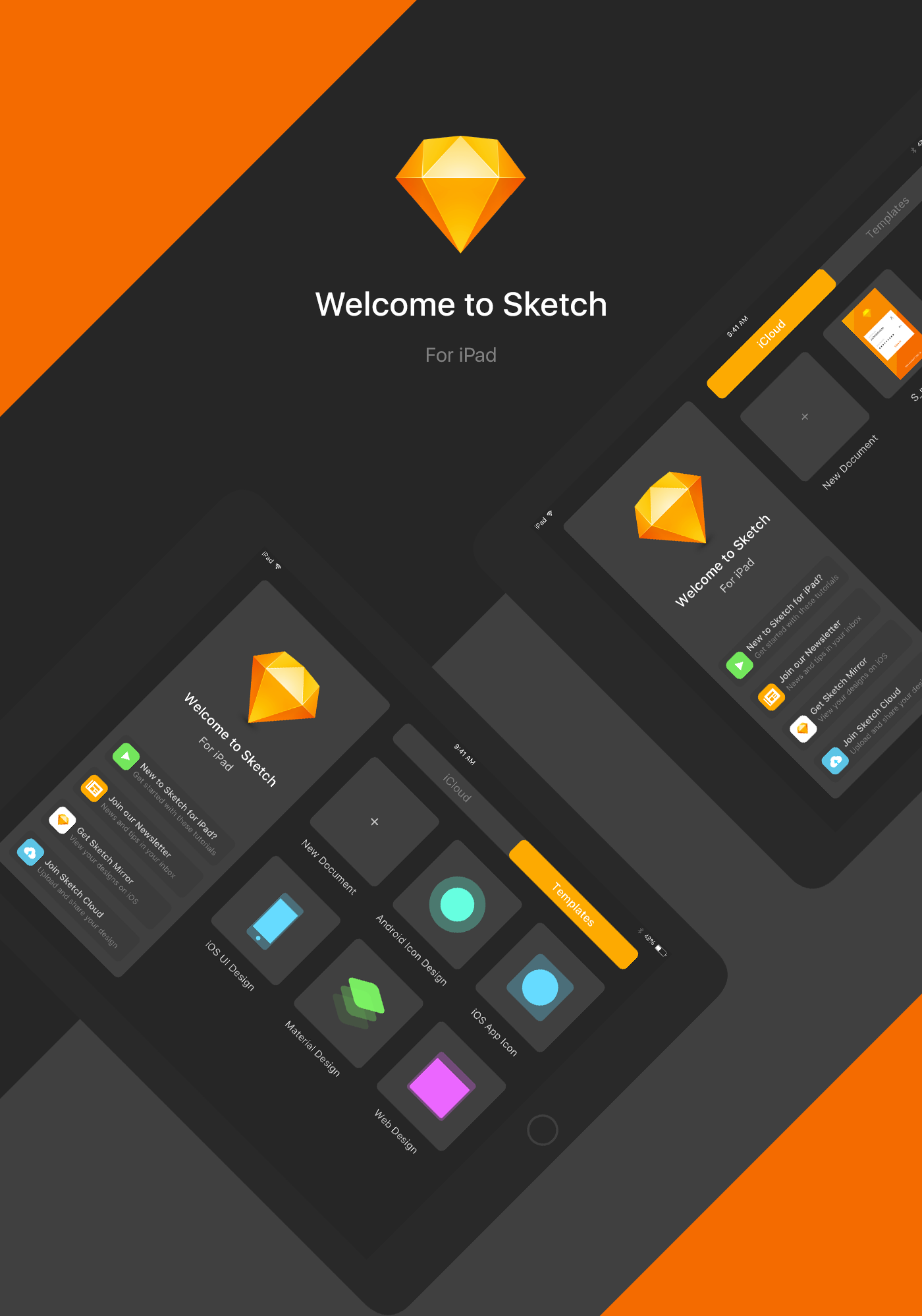 Product Design Concept: Sketch iPad