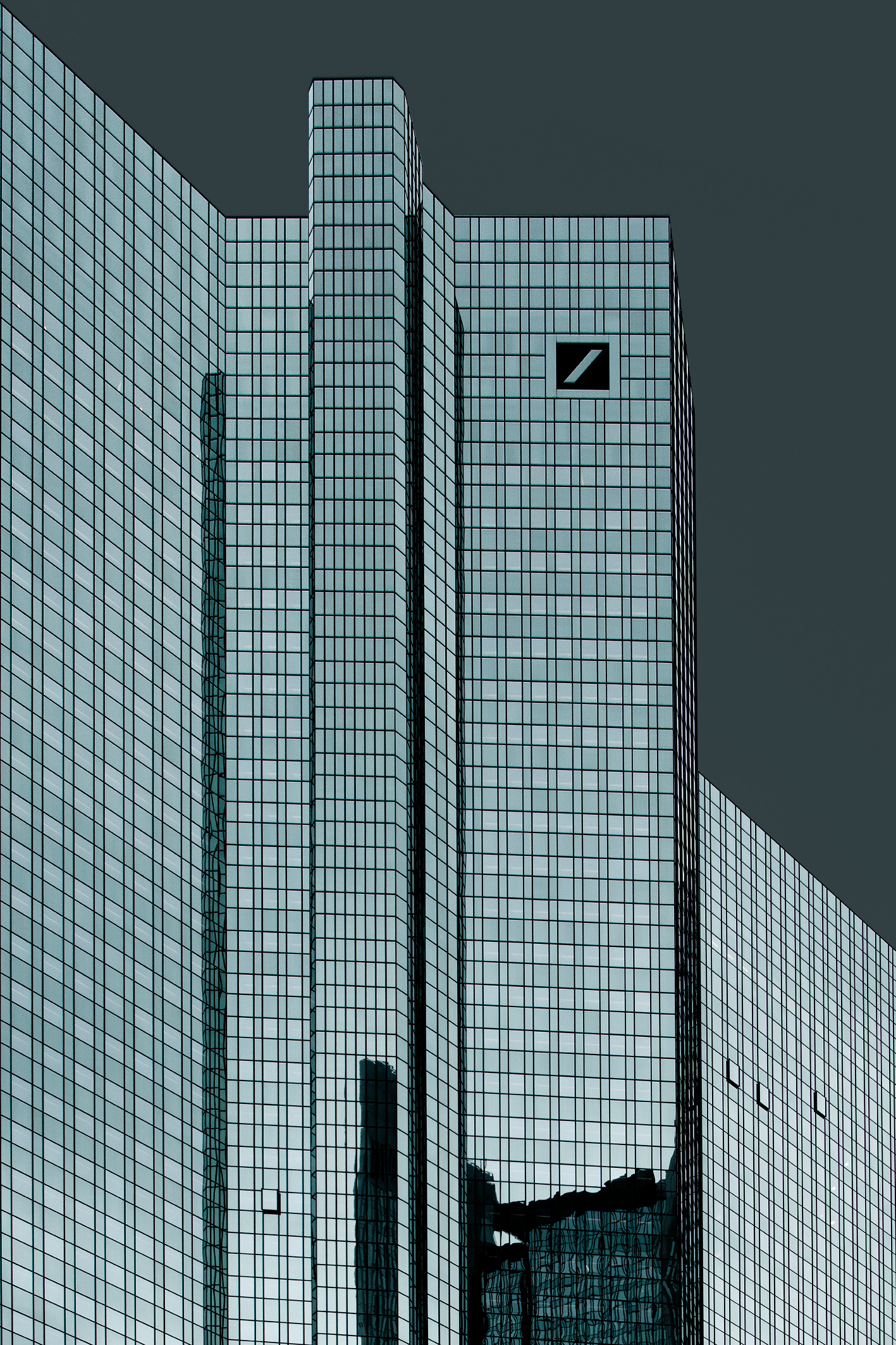 Architecture Photography:Financial Tombstones