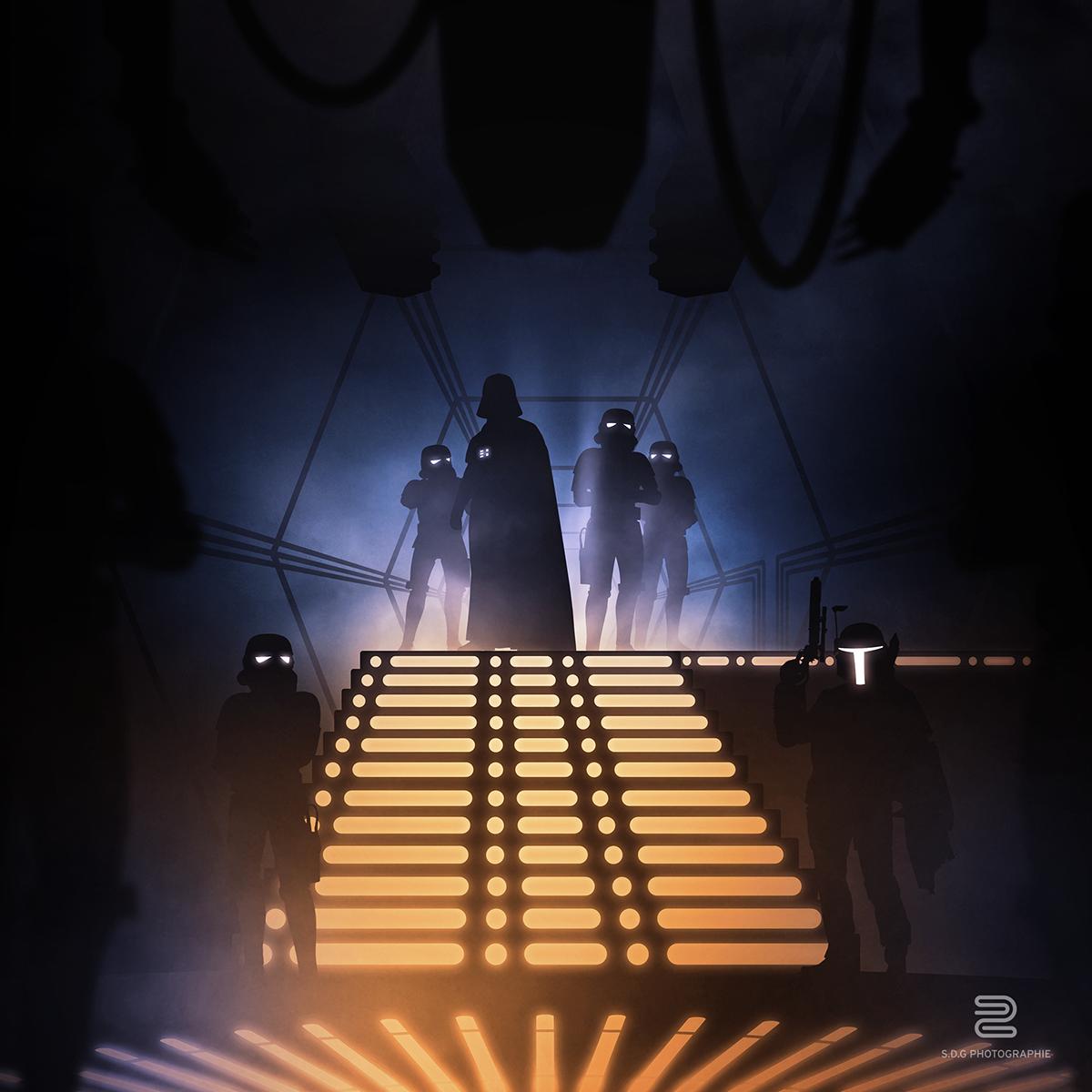 Le Cosmos de Star Wars II