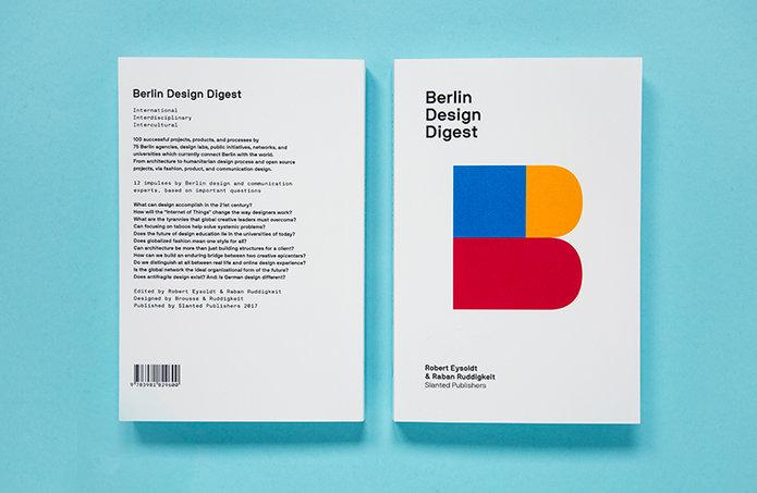 Design Book: Berlin Design Digest