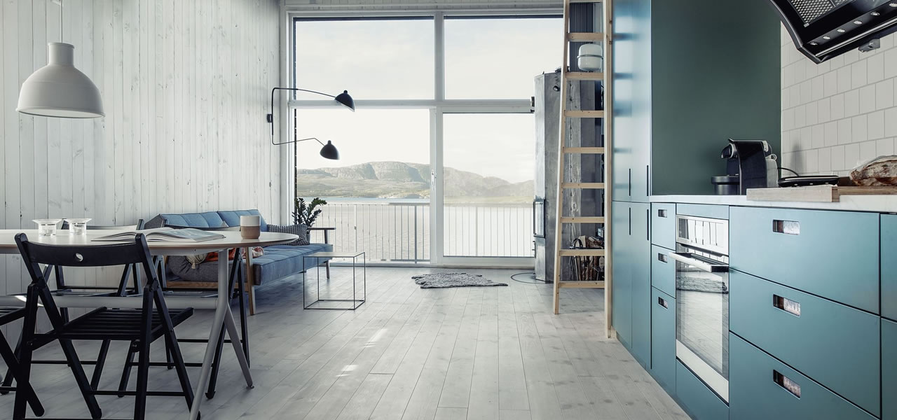 Beautiful Houses: Hadar's House in Norway