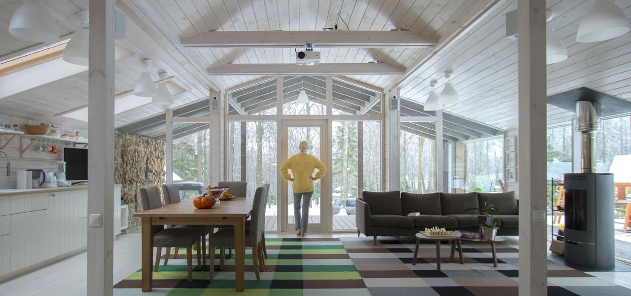 beautiful and modern modular house