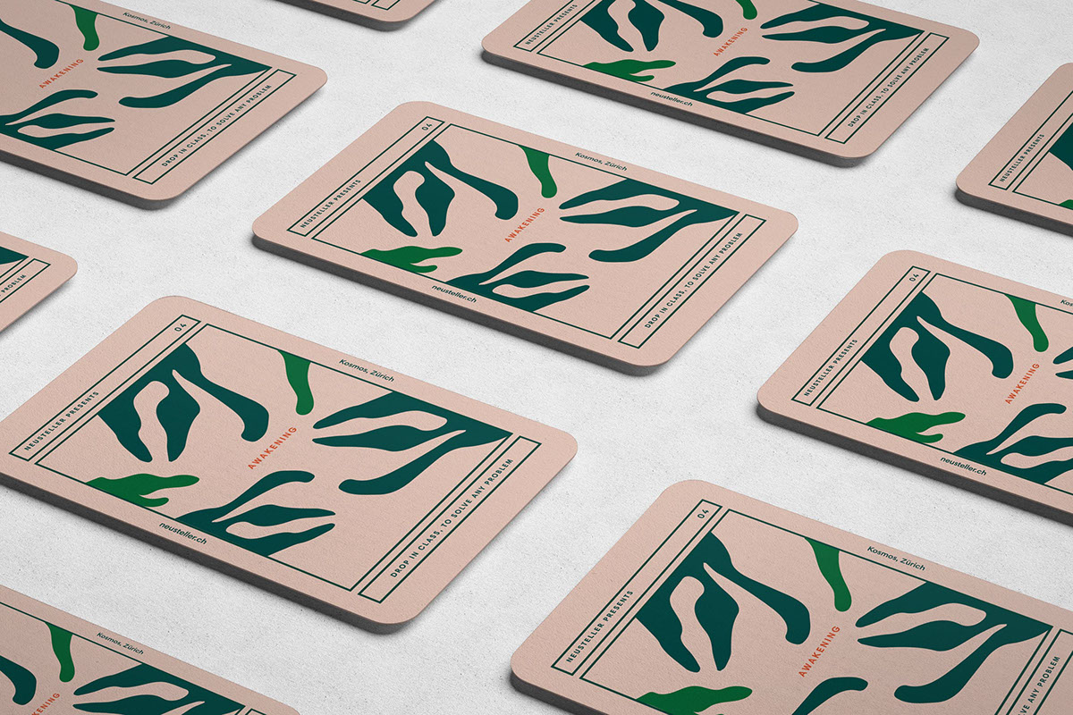Gorgeous Tarot Card Design by Caterina Bianchini