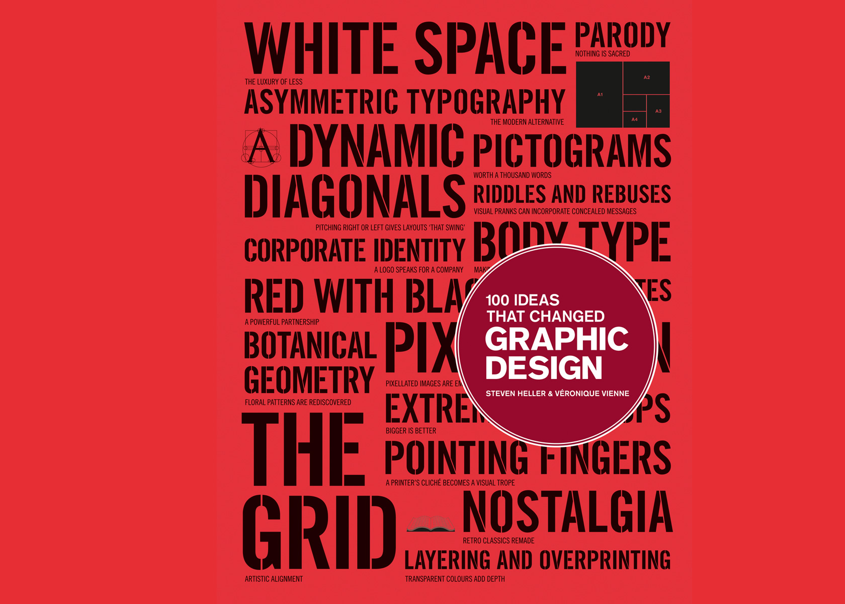 100 ideas that changed graphic design book suggestion