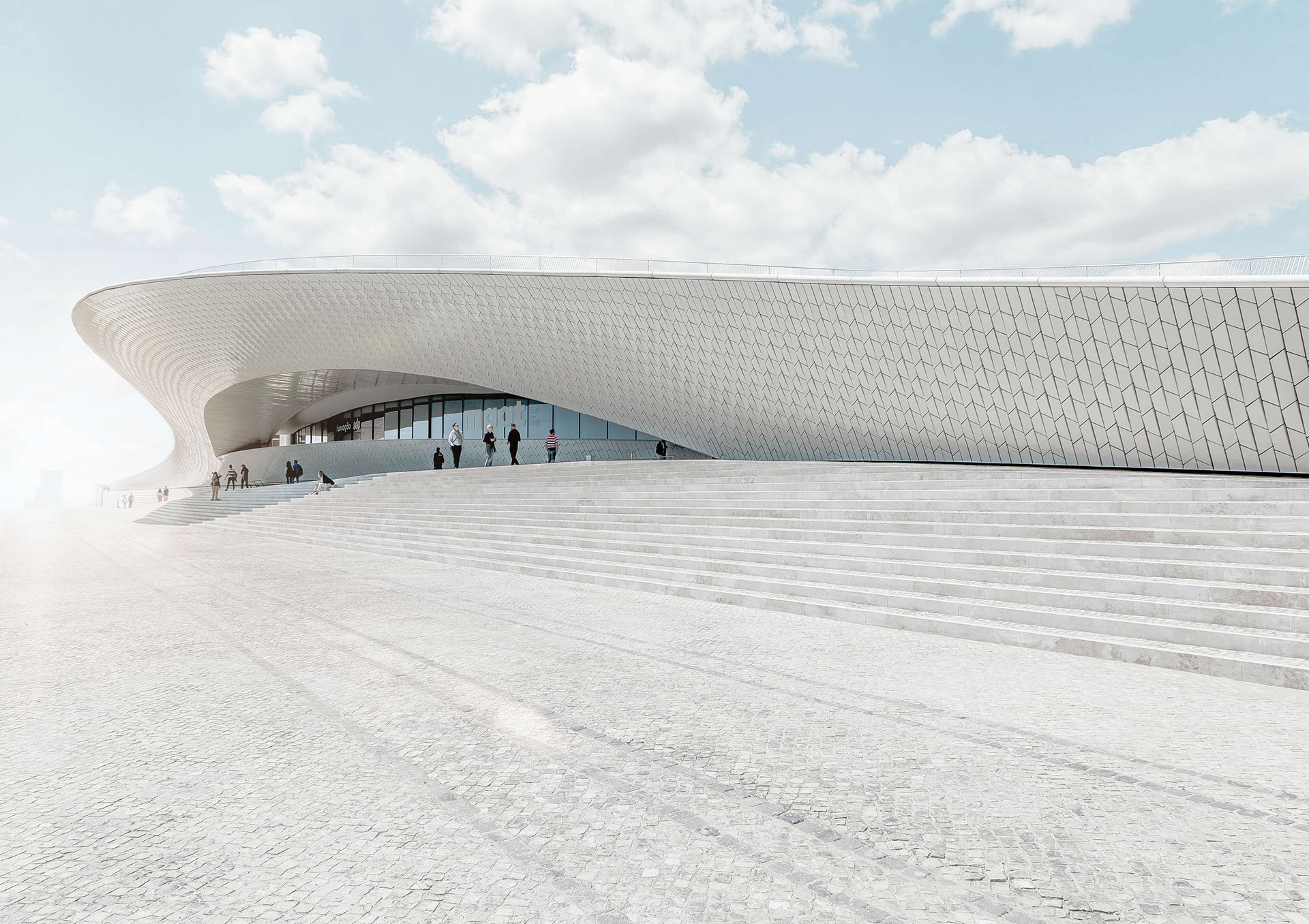 Photography: Exploring the The MAAT in Lisbon, Portugal