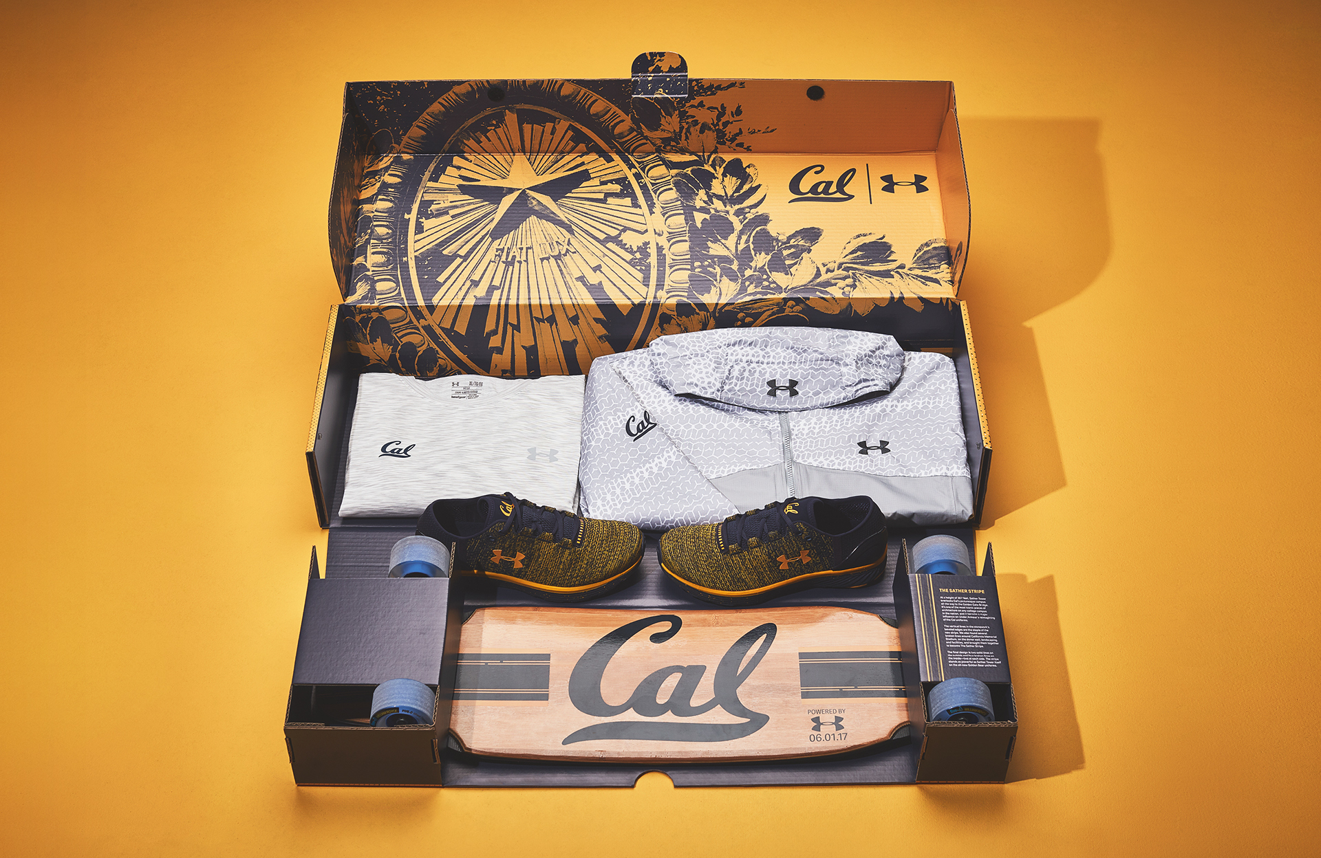 Art Direction & Graphic Design: Under Armour | Cal