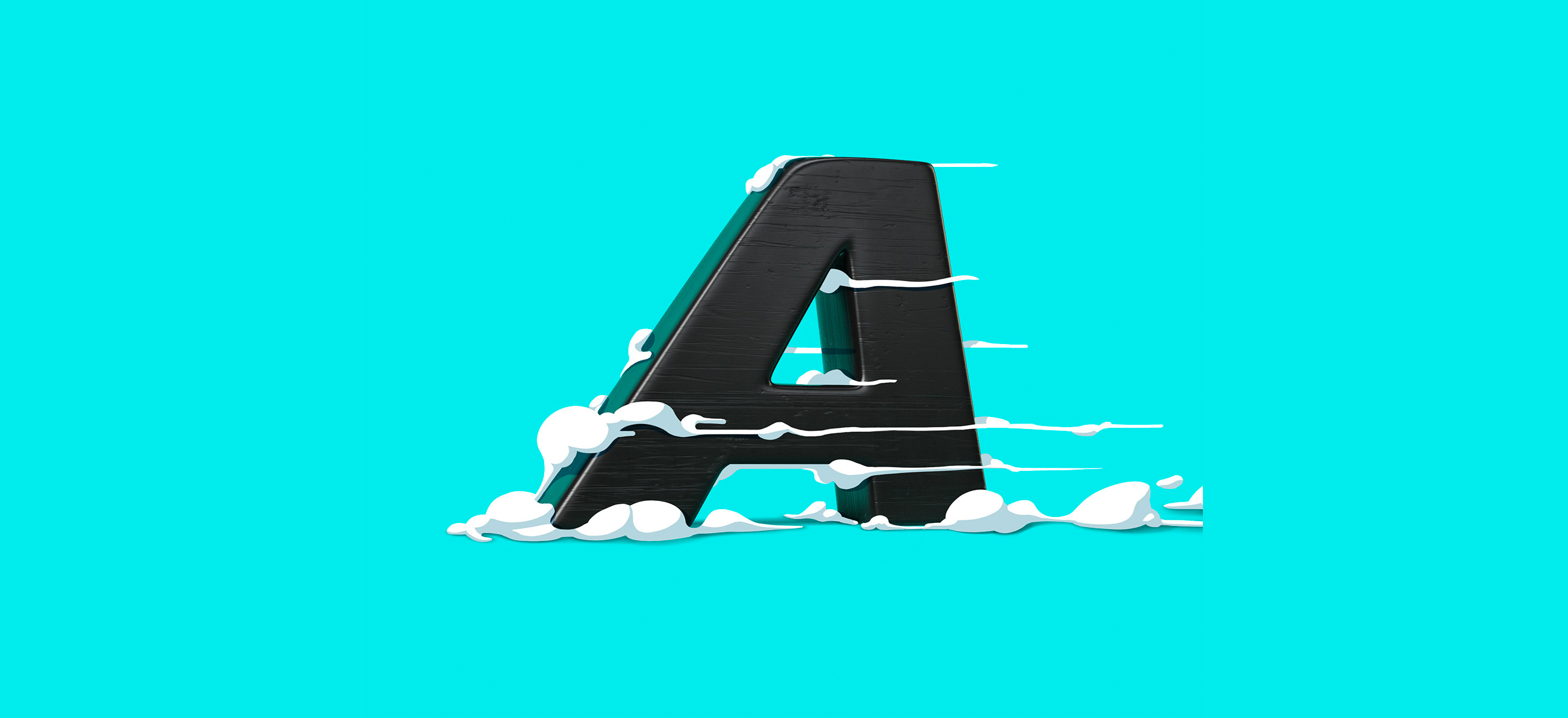 Typography: Letter Jam the Tooned Alphabet