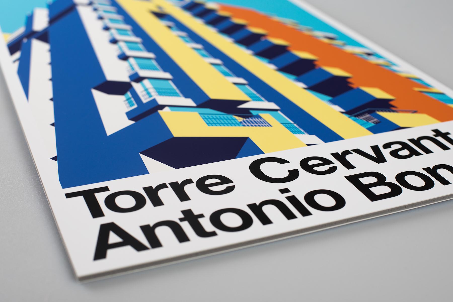 Architecture Illustration Tribute to Antonio Bonet