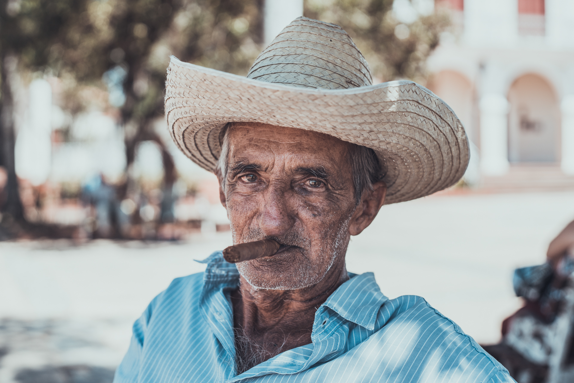 Cinematic Cuba : Travel Portrait Photography by Stijn Hoekstra