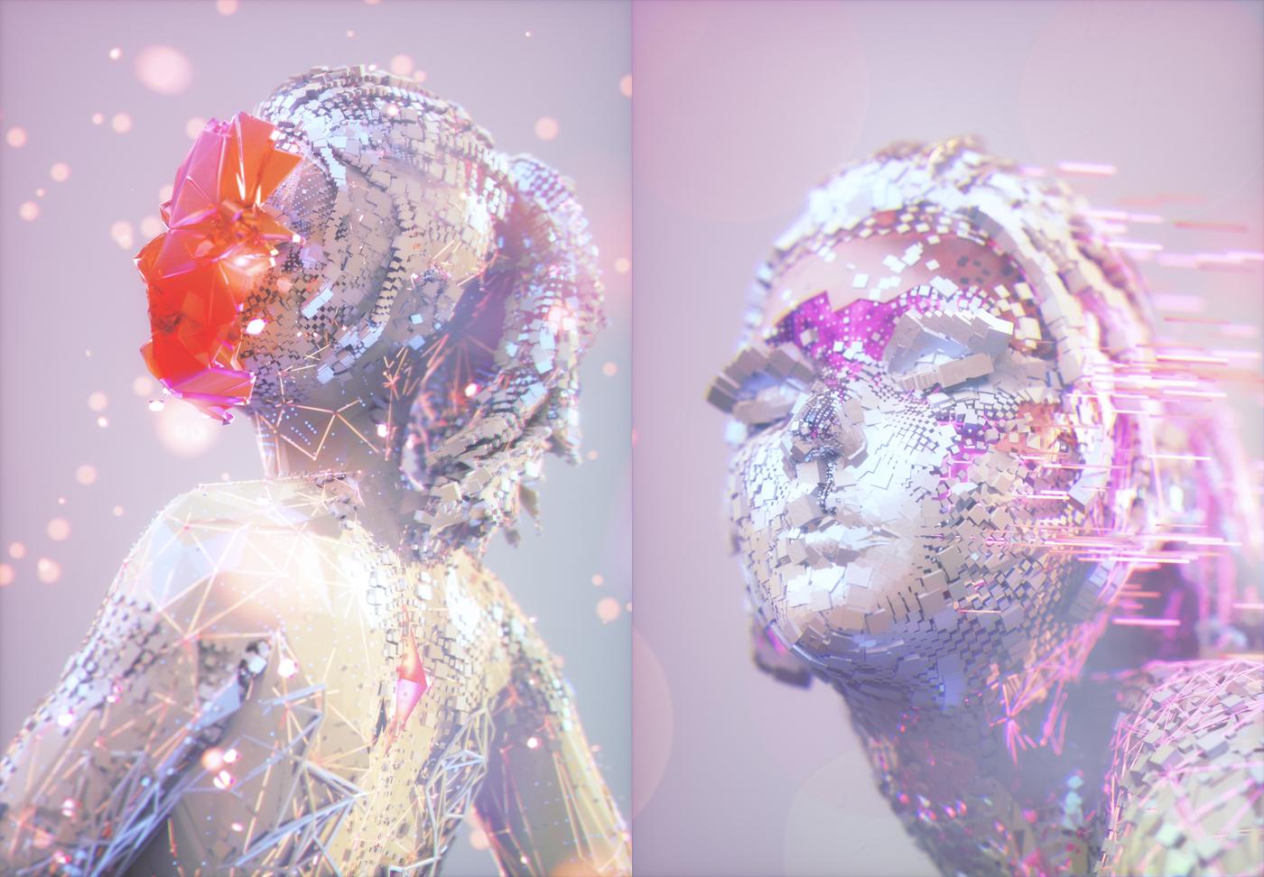 Digital Art & Illustration: NEOMANCER by Kirill Maksimchuk