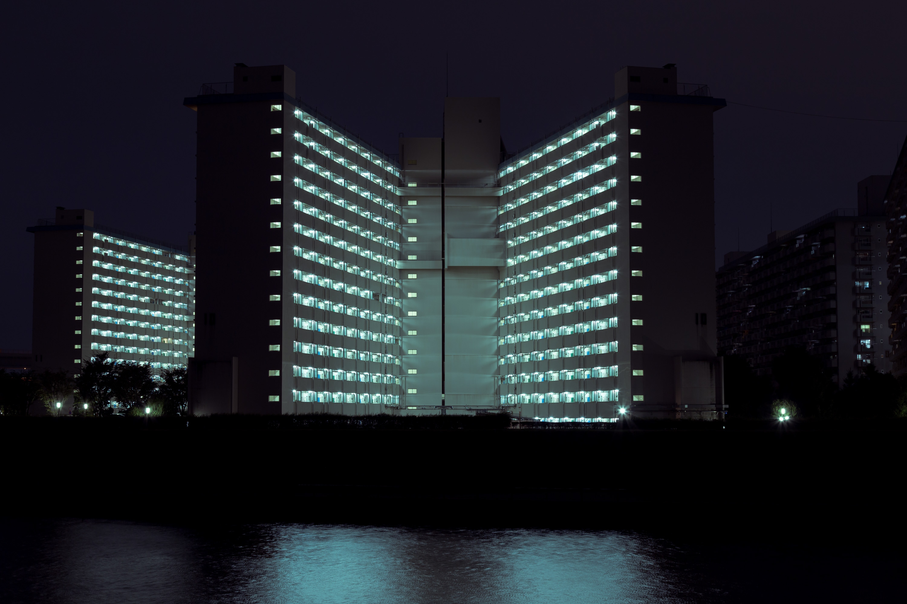 Danchi Dreams Photographic Series by Cody Ellingham