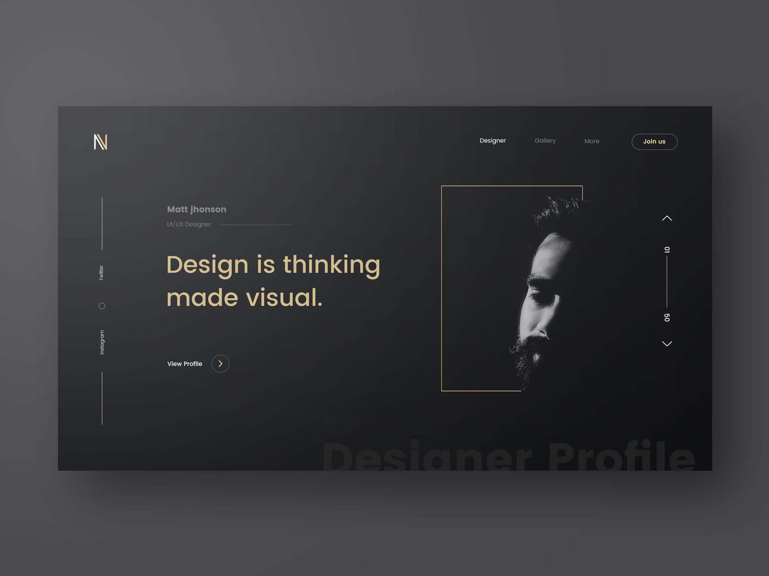 Web Design Inspiration for the Week