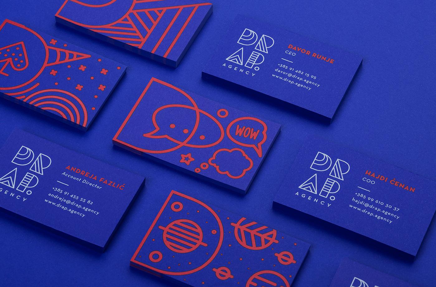 Branding & Visual Identity: Drap Agency