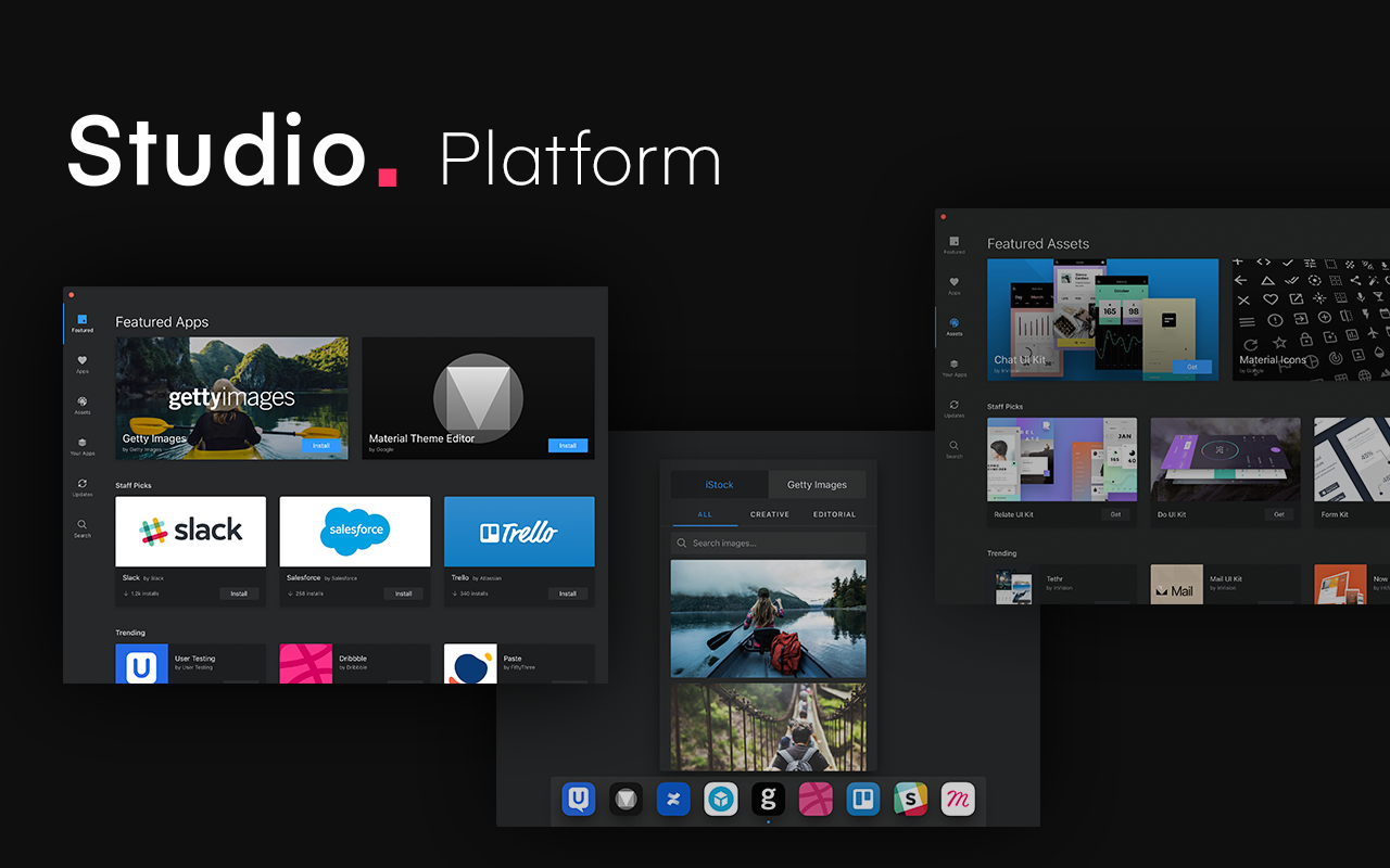 Getting the First Look at the #InVisionStudio Platform