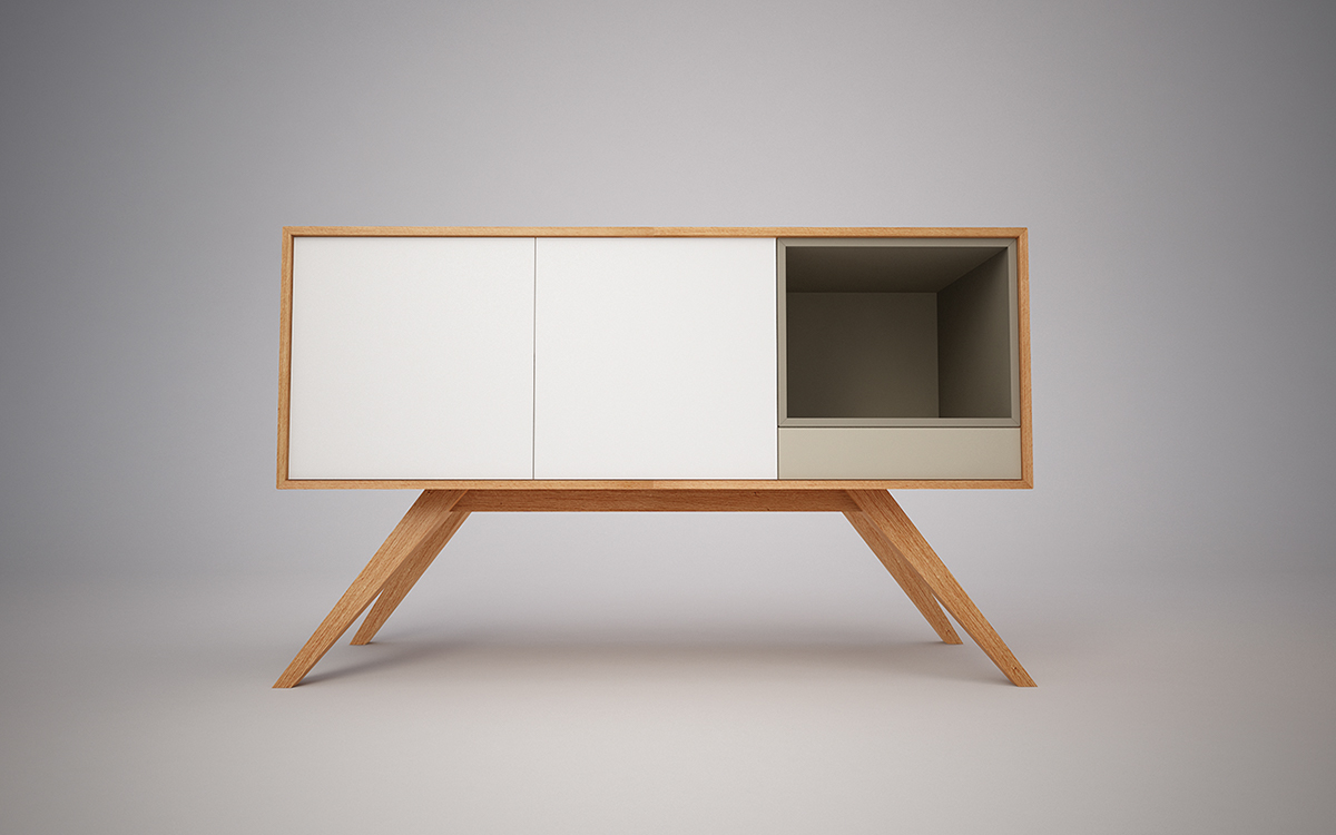 Stylish Furniture Design by Luis Branco
