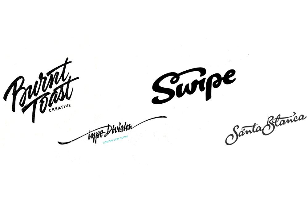 Logo Design Handwritten